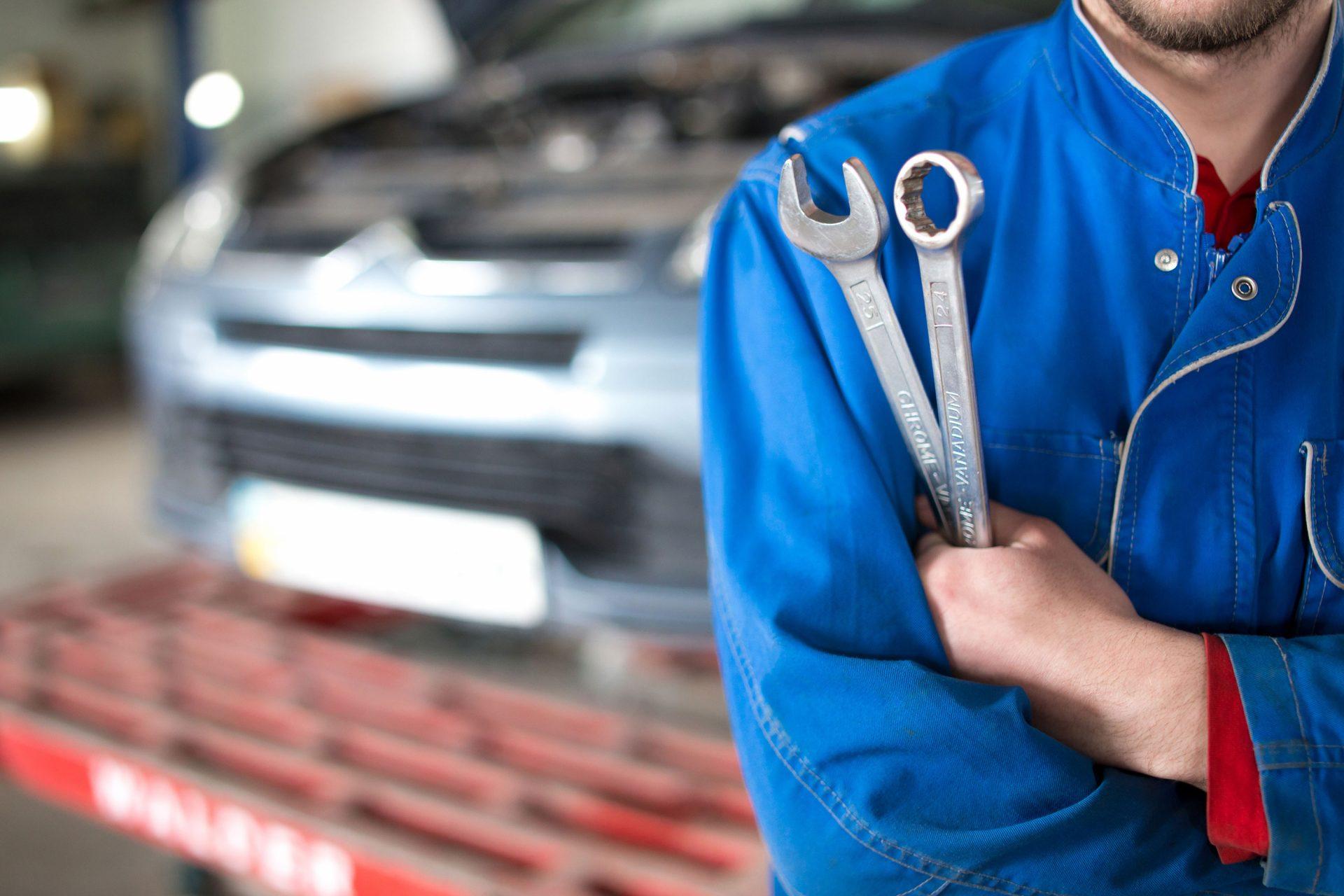 Réparation auto à Montreuil
